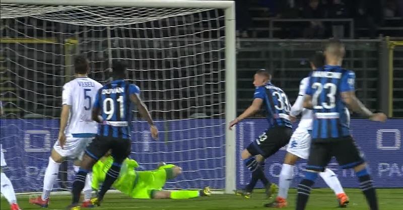 Серия А 32-й тур. Аталанта теряет очки в матче с Эмполи