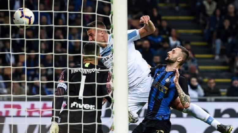 Серия А 29-й тур. Интер проиграл Лацио, Рома разгромлена Наполи