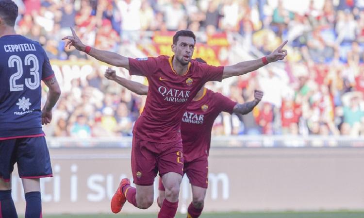 Серия А 34-й тур. Рома выходит на четвертое место, Милану нужна только победа