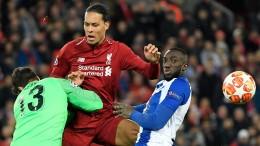 Лига Чемпионов 1/4 финала. Ливерпуль без проблем обыгрывает Порту, Тоттенхэм сильнее Ман Сити