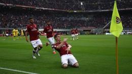 Серия А 37-й тур. Милан продолжает погоню за зоной ЛЧ