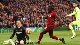 Лига Чемпионов 1/2 финала. Ливерпуль уничтожил Барселону или чудо на Энфилде