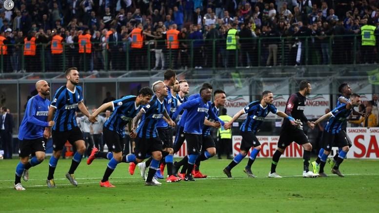 Серия А 38-й тур. Интер в Лиге Чемпионов, Эмполи в Серии Б