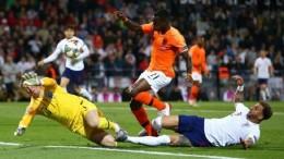 Лига Наций. В финале сыграют Португалия и Нидерланды