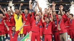Лига Наций. Португалия чемпион, Англия занимает третье место