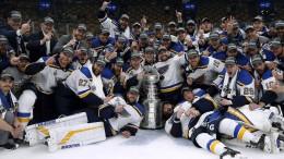 НХЛ 2018-19 обзор сезона. Сент Луис впервые стал чемпионом