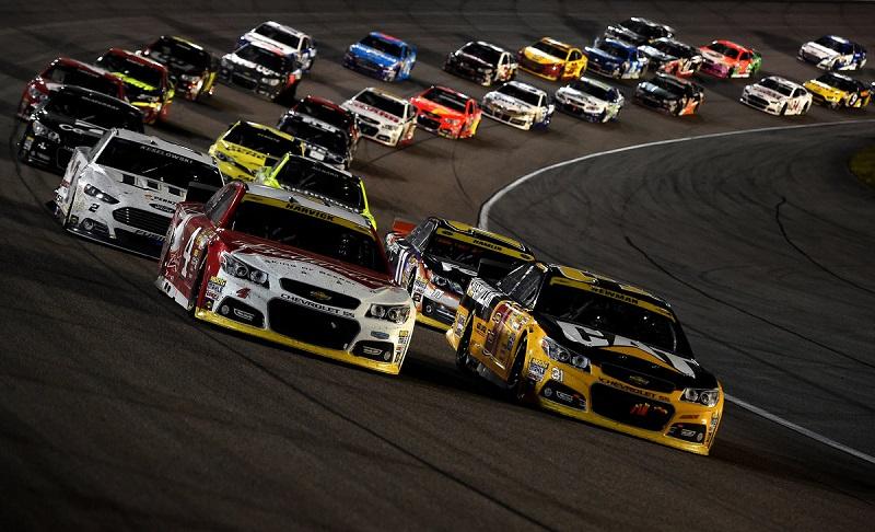 American Racing стартую с 40-й позиции (обзор уровня)