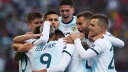 Копа Америка 2019 - Аргентина финишировала на третьем месте победив Чили