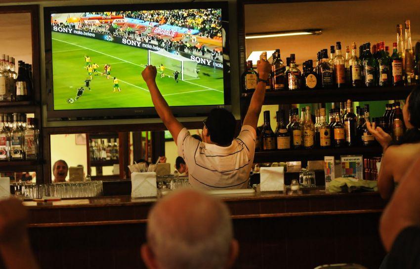 Где смотреть футбол в Москве на большом экране и на какой пойти матч