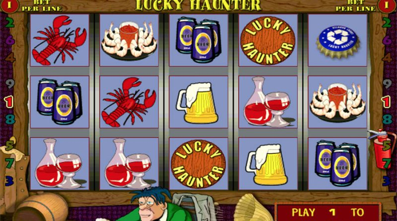 Почему выгодно использовать аппарат Lucky Haunter для заработка в онлайн казино