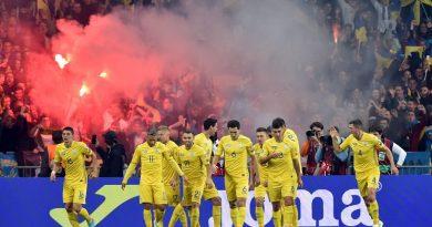 Отбр к Евро 2020. Украина победила Португалию и вышла в финальную часть