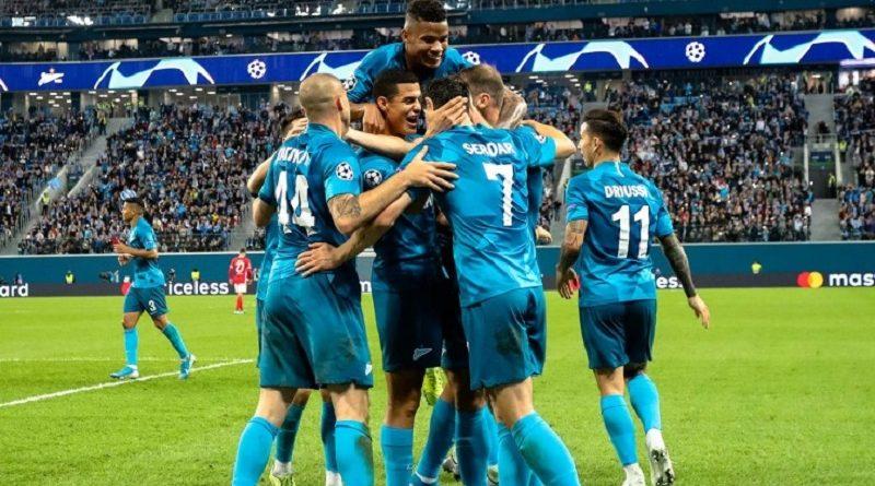 Лига Чемпионов 2-й тур. Зенит разобрался с Бенфикой, первая победа Ливерпуля, успех Барселоны