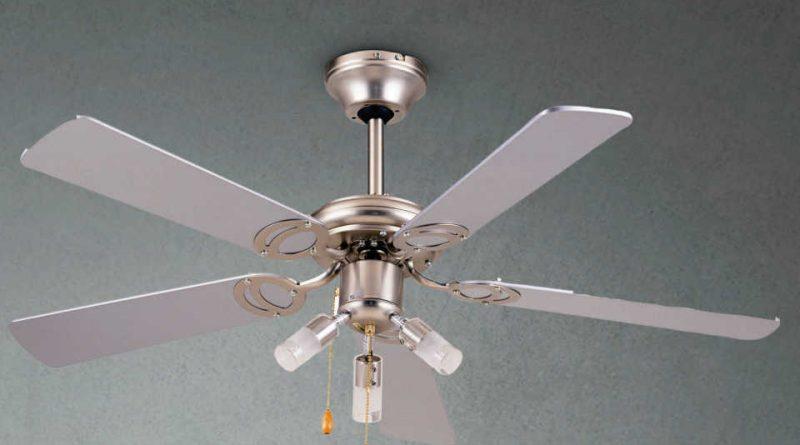 Где купить потолочный вентилятор в Москве и какие его преимущества в использовании