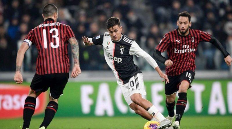 Серия А 12-й тур - как Ювентус справился с Миланом
