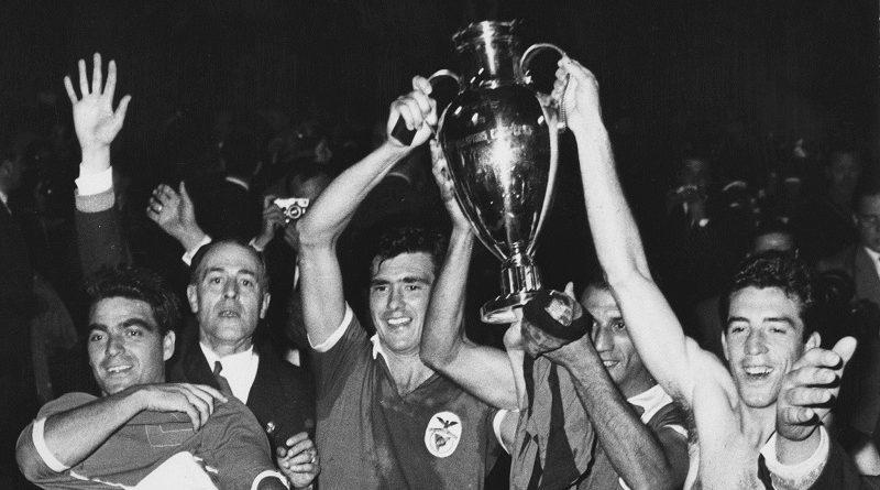 Кубок европейских чемпионов 1960-61. Триумф Бенфики