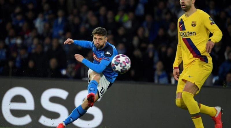 Лига Чемпионов 1/8 финала. Наполи и Барселона расходятся миром, Бавария деклассирует Челси