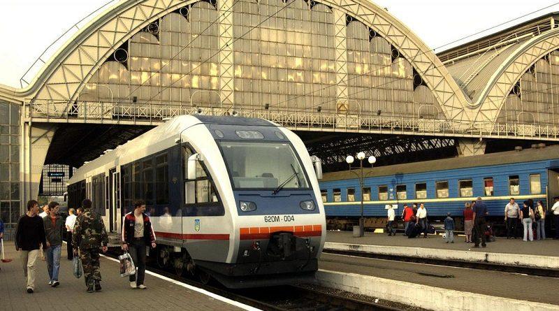 Как купить билет на железнодорожный транспорт в Украине онлайн