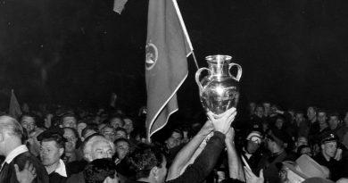 Кубок европейских чемпионов 1961-62. Бенфика бьёт Реал