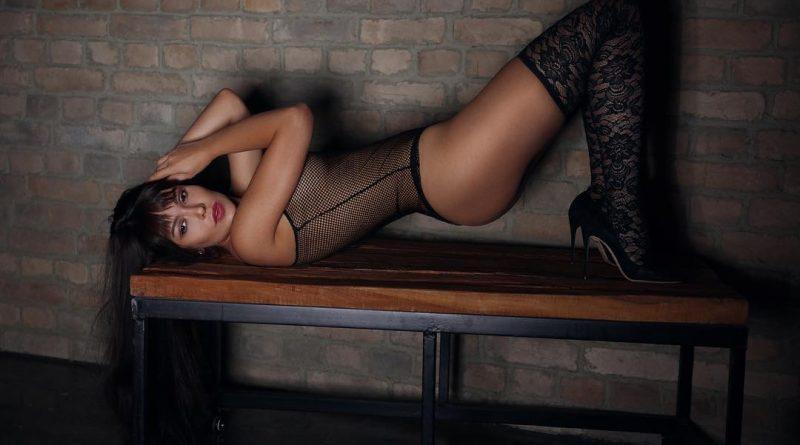 Мария Лиман провела голую фотосессию для Playboy