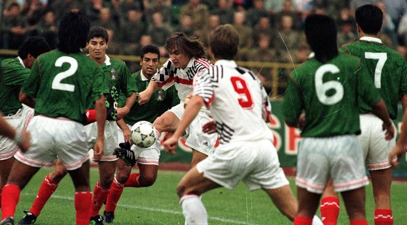 Все матчи сборной России в 1992 году