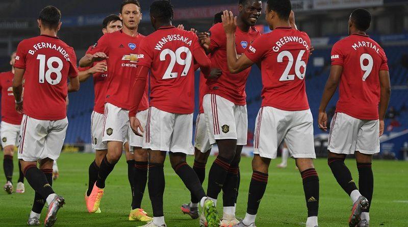 Манчестер Юнайтед делает рывок к Лиге Чемпионов. Победы над Шеффилдом, Брайтоном, Норвичем