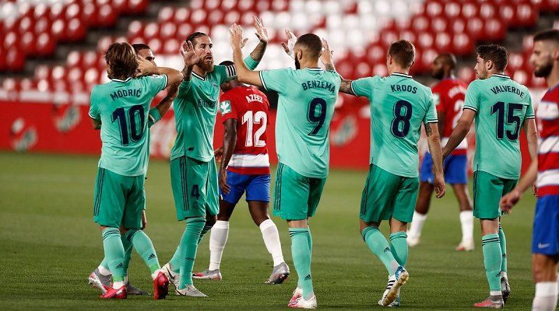 Ла Лига 36 тур. Реал выдерживает чемпионский темп
