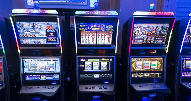 Какая отдача на аппаратах казино Арго