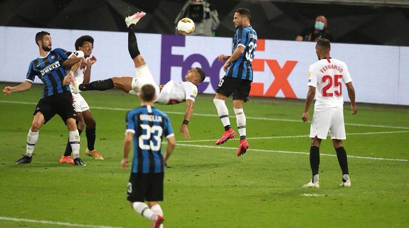 Лига Европы. Севилья в финале обыграла Интер