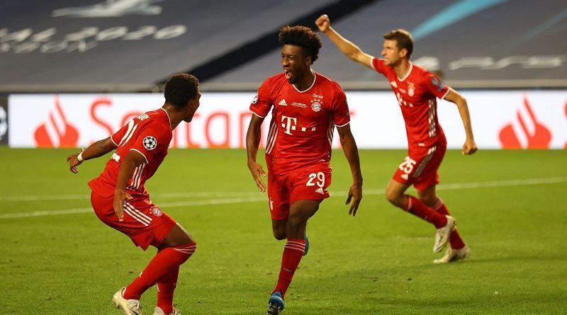 Лига Чемпионов. Бавария взяла трофей