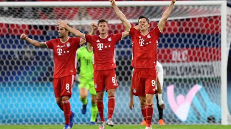 Суперкубок УЕФА и Лига Европы. Бавария триумфует, украинские клубы вылетают