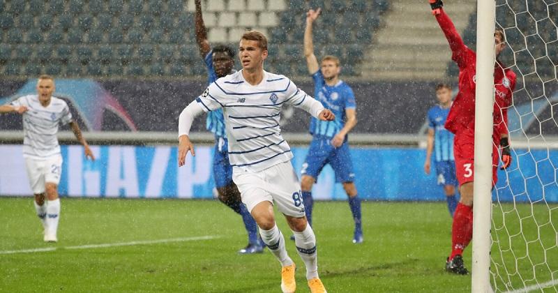 Лига Чемпионов. Динамо и Краснодар начали плей-офф с побед