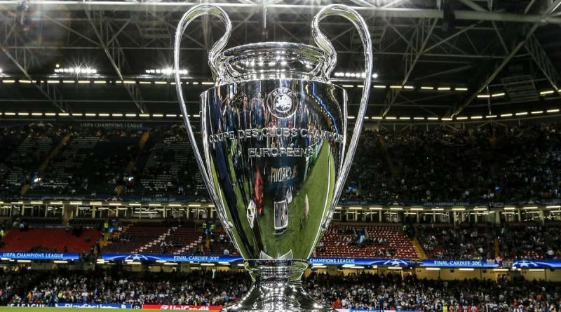 Лига Чемпионов. Определились пары плей-офф