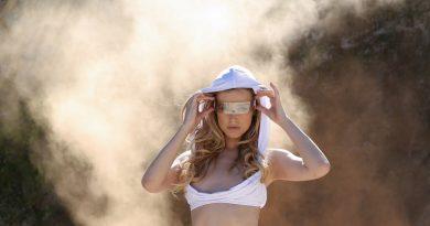 Оливия Престон разделась для Playboy в необычном стиле (29 фото)