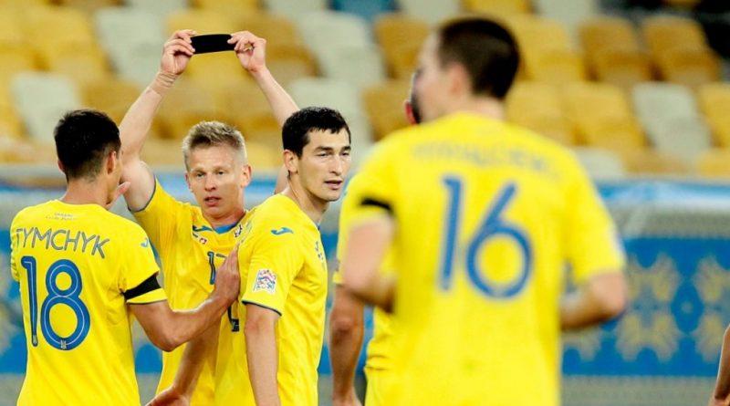 Лига Наций. Россия и Украина начали с побед