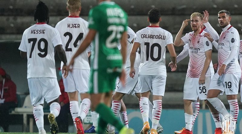 Лига Европы. Милан прошел в групповой раунд по пенальти