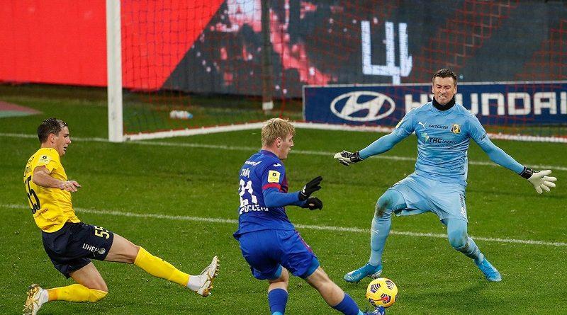 РПЛ 14-й тур. ЦСКА победил Ростов и сохранил лидерство