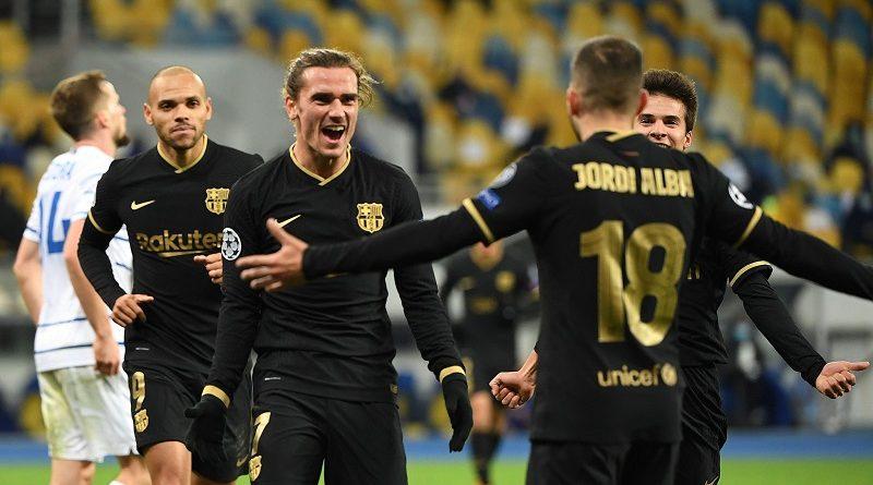 Двойное 0:4 в Лиге Чемпионов и вылет Украины из элиты Лиги Наций