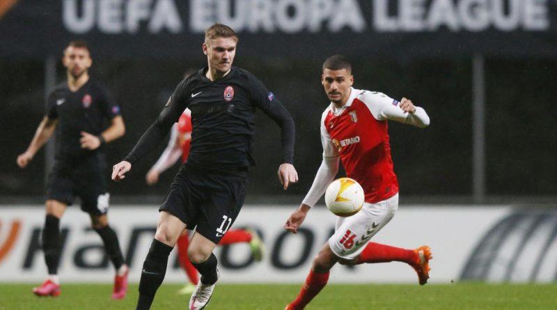 Лига Европы 6-й тур. Заря проиграла в Португалии