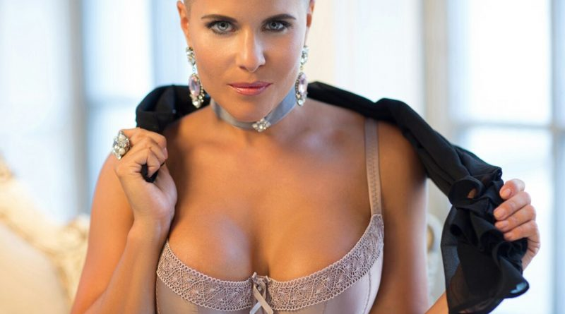 Какими горячими работами радует актриса Марина Вовченко (63 фото)