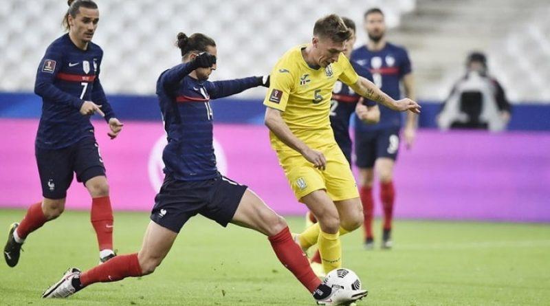Отбор ЧМ 2022 - Украина увозит ничью из Франции