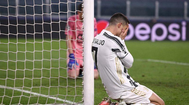 Лига Чемпионов 1/8 финала - Порту выбивает Ювентус