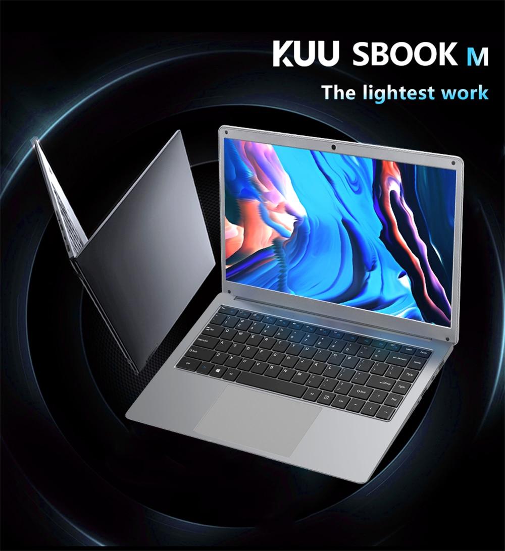 Бюджетный KUU 14,1 дюймовый ноутбук стал хитом Алиэкспресс