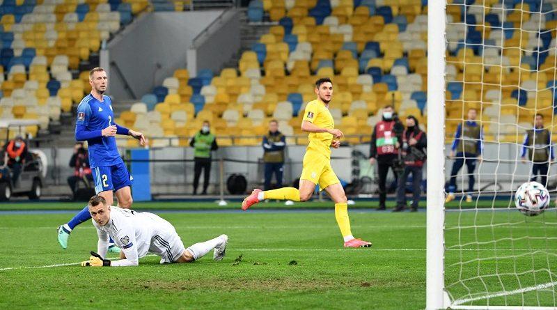 Отбор ЧМ 2022 — Украина играет вничью с Казахстаном