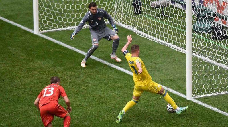 Евро 2020 - Украина и Россия набрали по три очка