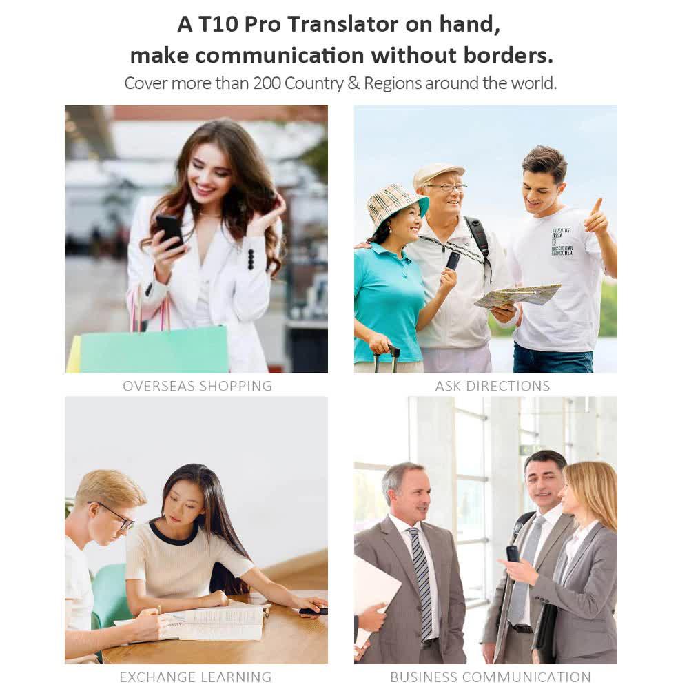 Где купить многоязычный голосовой переводчик по выгодной цене