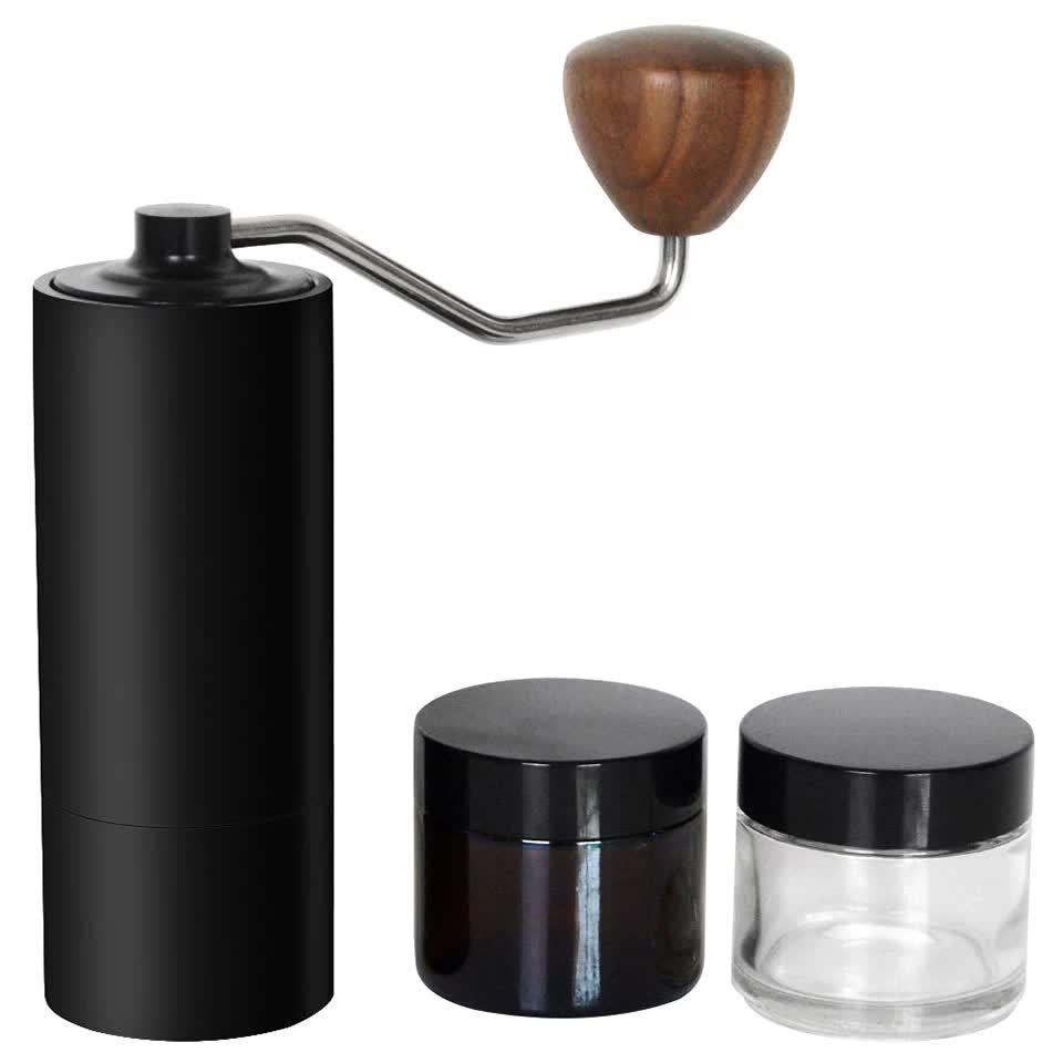 Недорогая кофемолка металлическая ручная купить