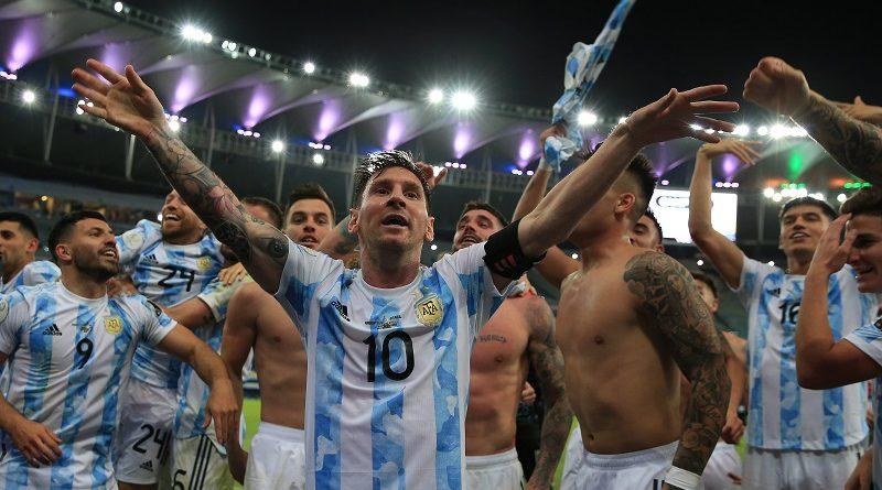 Кубок Америки 2021 - Аргентина выиграла трофей
