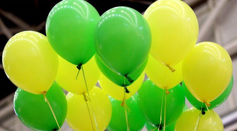 Где заказать гелевые шарики в Киеве с доставкой в режиме онлайн