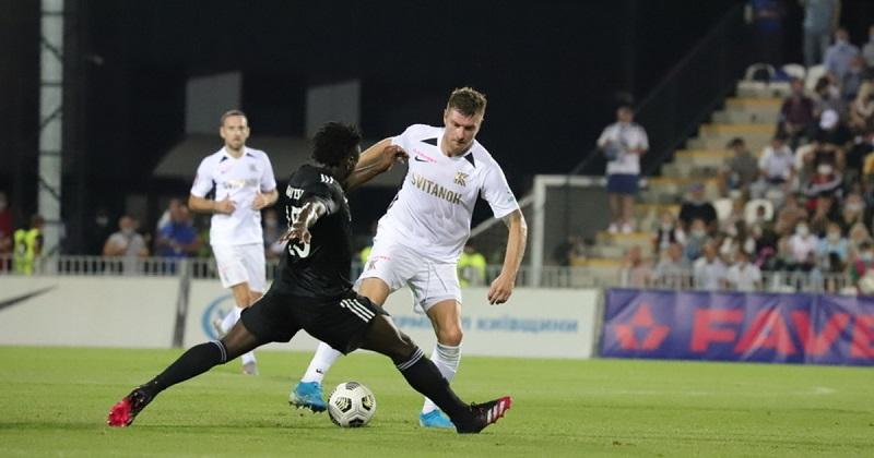 Лига Конференций 3-й раунд - Колос сыграл в нулевую ничью