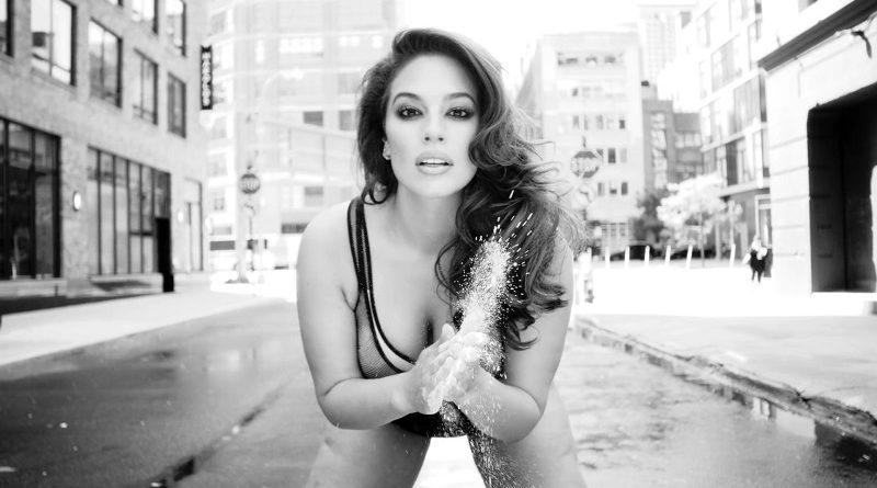 Голая Эшли Грэм слив и горячие 155 фото модели